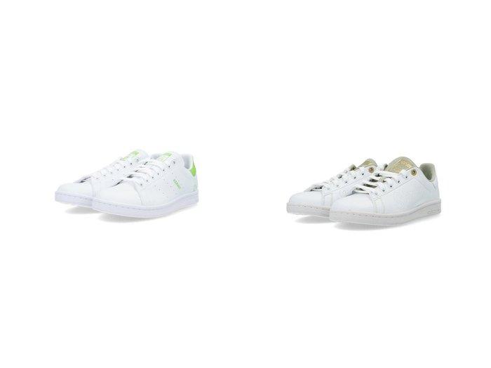 【adidas Originals/アディダス オリジナルス】のスタンスミス STAN SMITH アディダスオリジナルス FY5465 FY5466&スタンスミス STAN SMITH アディダスオリジナルス FX5550 【シューズ・靴】おすすめ!人気、トレンド・レディースファッションの通販 おすすめ人気トレンドファッション通販アイテム 人気、トレンドファッション・服の通販 founy(ファニー) ファッション Fashion レディースファッション WOMEN キャラクター クラシック シューズ スニーカー スポーツ スリッポン 定番 Standard ミックス NEW・新作・新着・新入荷 New Arrivals カラフル クール 今季 ベーシック |ID:crp329100000041687