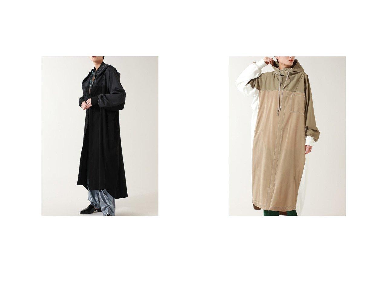 【ROSE BUD/ローズバッド】のアノラックデザインワンピース 【ワンピース・ドレス】おすすめ!人気、トレンド・レディースファッションの通販 おすすめで人気の流行・トレンド、ファッションの通販商品 インテリア・家具・メンズファッション・キッズファッション・レディースファッション・服の通販 founy(ファニー) https://founy.com/ ファッション Fashion レディースファッション WOMEN ワンピース Dress 2021年 2021 2021春夏・S/S SS/Spring/Summer/2021 S/S・春夏 SS・Spring/Summer おすすめ Recommend スタンダード ストレッチ タフタ ロング 春 Spring  ID:crp329100000041750