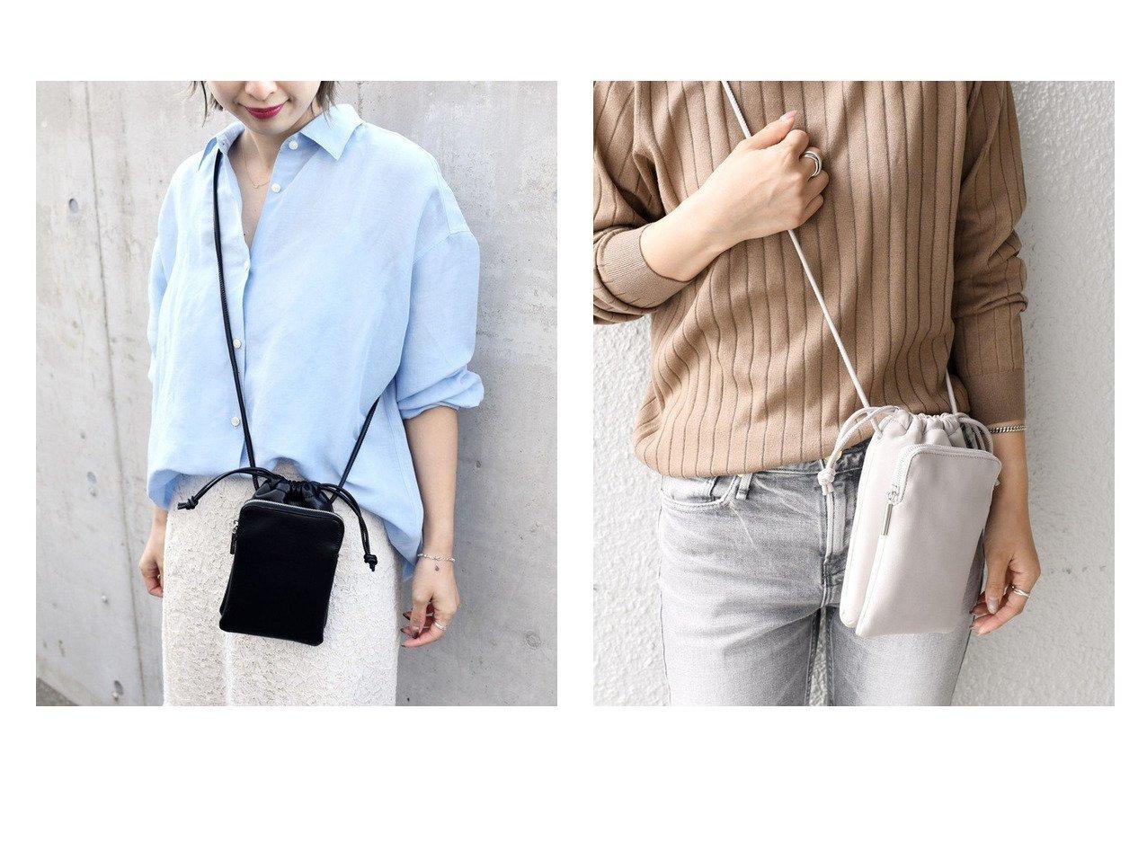 【SHIPS/シップス フォー ウィメン】の【WEB限定】マルチモバイルバッグ 別注・限定・コラボなど、おすすめ!人気トレンド・レディースファッション通販 おすすめで人気の流行・トレンド、ファッションの通販商品 インテリア・家具・メンズファッション・キッズファッション・レディースファッション・服の通販 founy(ファニー) https://founy.com/ ファッション Fashion レディースファッション WOMEN バッグ Bag ポーチ Pouches 再入荷 Restock/Back in Stock/Re Arrival  ID:crp329100000042141