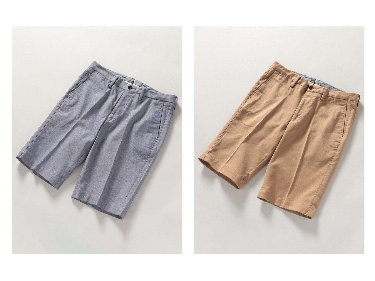 【SHIPS / MEN/シップス】のSHIPS COOLMAX ストレッチ オックスフォード ノープリーツ ショートパンツ 【MEN】別注・限定・コラボなど、おすすめ!人気トレンド・メンズファッション通販 おすすめで人気の流行・トレンド、ファッションの通販商品 インテリア・家具・メンズファッション・キッズファッション・レディースファッション・服の通販 founy(ファニー) https://founy.com/ ファッション Fashion メンズファッション MEN ボトムス Bottoms/Men ハーフ / ショートパンツ Short Pants NEW・新作・新着・新入荷 New Arrivals アメリカン シャンブレー ショート ジーンズ ストレッチ スラックス ファブリック プリーツ 別注 吸水 |ID:crp329100000042174