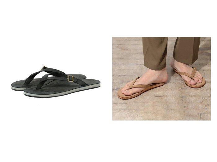 【BEAMS LIGHTS / MEN/ビームス ライツ】の別注 スエード バックルデザイン サンダル 【MEN】別注・限定・コラボなど、おすすめ!人気トレンド・メンズファッション通販 おすすめ人気トレンドファッション通販アイテム 人気、トレンドファッション・服の通販 founy(ファニー)  ファッション Fashion メンズファッション MEN シューズ・靴 Shoes/Men サンダル Sandals NEW・新作・新着・新入荷 New Arrivals インソール エレガント カッティング サンダル シューズ シンプル スエード スペシャル ビーチ ミュール リゾート ワンポイント 別注 |ID:crp329100000042189