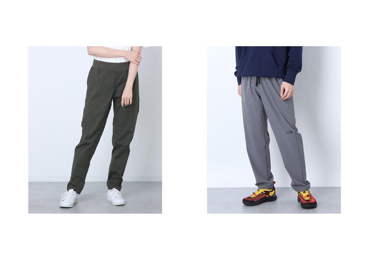 【THE NORTH FACE/ザ ノース フェイス】のレディース アウトドア ロングパンツ Cotton OX Light Pant&メンズ アウトドア ロングパンツ Flexible Ankle Pant おすすめ!人気、トレンド・レディースファッションの通販 おすすめで人気の流行・トレンド、ファッションの通販商品 インテリア・家具・メンズファッション・キッズファッション・レディースファッション・服の通販 founy(ファニー) https://founy.com/ ファッション Fashion レディースファッション WOMEN パンツ Pants アウトドア 春 Spring ストレッチ ストレート ロング 2021年 2021 S/S・春夏 SS・Spring/Summer 2021春夏・S/S SS/Spring/Summer/2021 くるぶし シンプル ポケット メンズ |ID:crp329100000042304