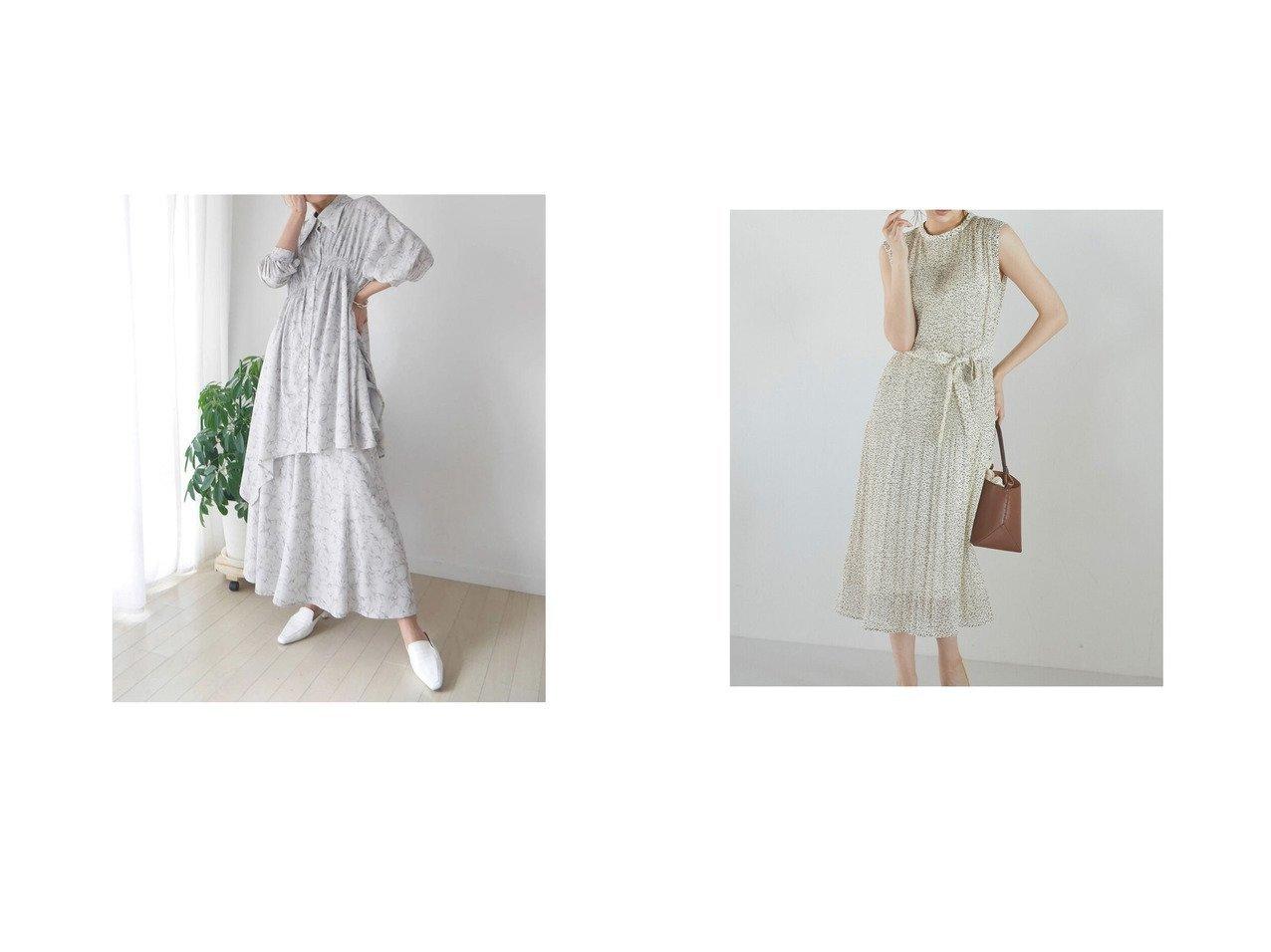 【LADYMADE/レディメイド】のMarble Art フレアSK&【Ketty/ケティ】のマジョリカプリーツ幾何柄プリントワンピース おすすめ!人気、トレンド・レディースファッションの通販 おすすめで人気の流行・トレンド、ファッションの通販商品 インテリア・家具・メンズファッション・キッズファッション・レディースファッション・服の通販 founy(ファニー) https://founy.com/ ファッション Fashion レディースファッション WOMEN スカート Skirt ワンピース Dress 2021年 2021 2021春夏・S/S SS/Spring/Summer/2021 S/S・春夏 SS・Spring/Summer フェミニン フレア プリント マーブル ロング 春 Spring A/W・秋冬 AW・Autumn/Winter・FW・Fall-Winter シフォン フィット プリーツ リボン |ID:crp329100000042306