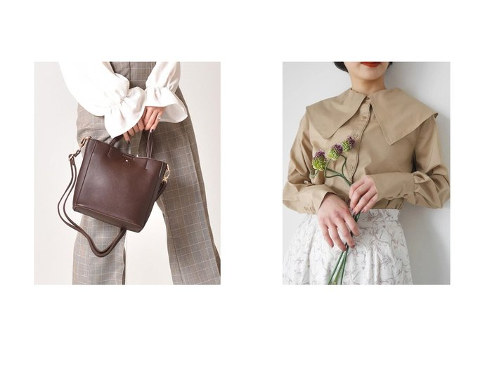 【LADYMADE/レディメイド】のBig Collar 2way SH&【Emsexcite/エムズエキサイト】の5WAYミニショルダー おすすめ!人気、トレンド・レディースファッションの通販 おすすめ人気トレンドファッション通販アイテム 人気、トレンドファッション・服の通販 founy(ファニー)  ファッション Fashion レディースファッション WOMEN 2021年 2021 2021春夏・S/S SS/Spring/Summer/2021 S/S・春夏 SS・Spring/Summer インナー ショルダー シンプル 春 Spring 財布 クラシック ビッグ |ID:crp329100000042354