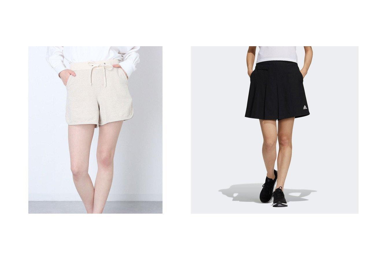 【EDWIN/エドウィン】のエドウィン ショーツ VL214S-134&【adidas/アディダス】のテック ウーブンショーツ Tech Woven Shorts おすすめ!人気、トレンド・レディースファッションの通販 おすすめで人気の流行・トレンド、ファッションの通販商品 インテリア・家具・メンズファッション・キッズファッション・レディースファッション・服の通販 founy(ファニー) https://founy.com/ ファッション Fashion レディースファッション WOMEN ショーツ ショート ポケット 楽ちん 2021年 2021 2021春夏・S/S SS/Spring/Summer/2021 S/S・春夏 SS・Spring/Summer ストレッチ ツイル フロント プリーツ 春 Spring |ID:crp329100000042370