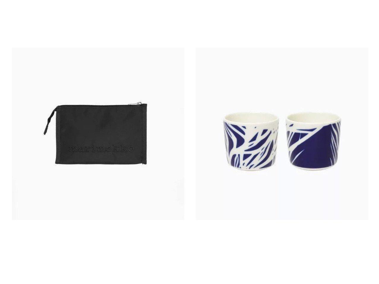 【marimekko/マリメッコ】のRuudut コーヒーカップセット(ハンドルなし)&Hipaus ポーチ おすすめ!人気、トレンド・レディースファッションの通販 おすすめで人気の流行・トレンド、ファッションの通販商品 インテリア・家具・メンズファッション・キッズファッション・レディースファッション・服の通販 founy(ファニー) https://founy.com/ ファッション Fashion レディースファッション WOMEN ポーチ Pouches おすすめ Recommend シンプル スクエア スポーツ トラベル ポケット ポーチ コンパクト フォルム |ID:crp329100000042379