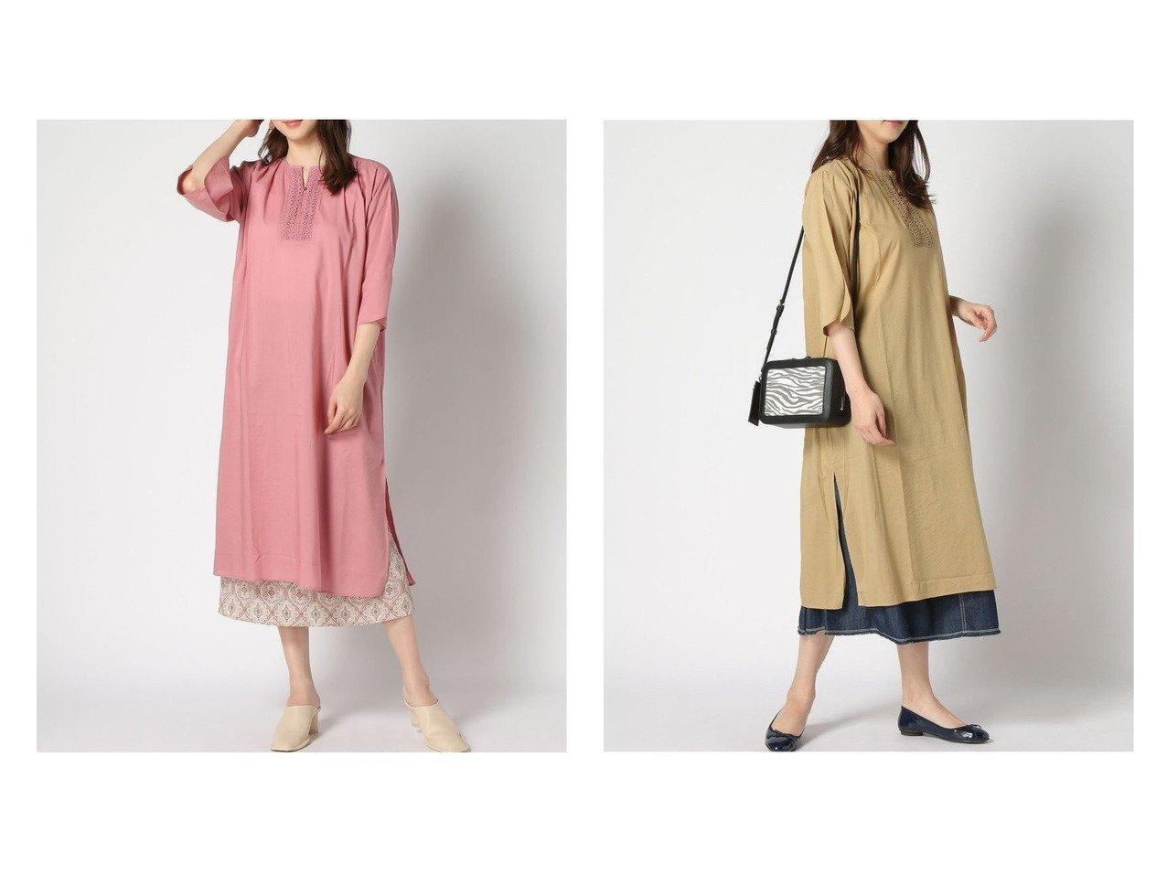 【Utao:/ウタオ】のカフタンシシュウOP おすすめ!人気、トレンド・レディースファッションの通販 おすすめで人気の流行・トレンド、ファッションの通販商品 インテリア・家具・メンズファッション・キッズファッション・レディースファッション・服の通販 founy(ファニー) https://founy.com/ ファッション Fashion レディースファッション WOMEN ワンピース Dress NEW・新作・新着・新入荷 New Arrivals トレンド 今季 長袖 |ID:crp329100000042384