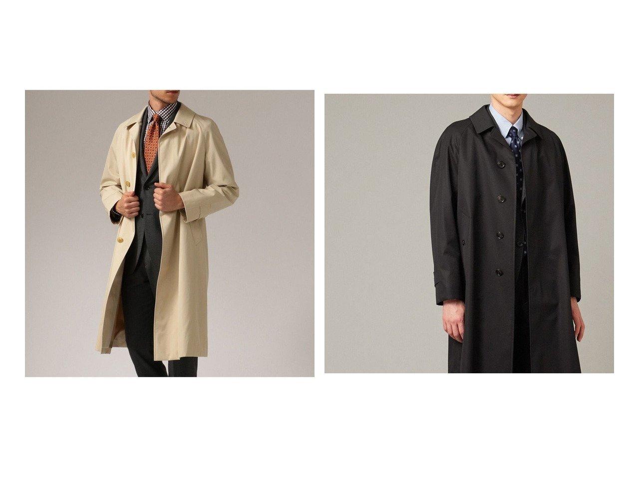 【J.PRESS / MEN/ジェイ プレス】の【J.PRESS BASIC】VENTILE ギャバジン バルマカーン コート 【MEN】おすすめ!人気トレンド・男性、メンズファッションの通販 おすすめで人気の流行・トレンド、ファッションの通販商品 インテリア・家具・メンズファッション・キッズファッション・レディースファッション・服の通販 founy(ファニー) https://founy.com/ ファッション Fashion メンズファッション MEN アウター Coats Outerwear/Men エレガント コーティング ジャケット スリーブ 定番 Standard 人気 バランス フィット フロント ベーシック メンズ モダン ライナー 冬 Winter 送料無料 Free Shipping |ID:crp329100000042515