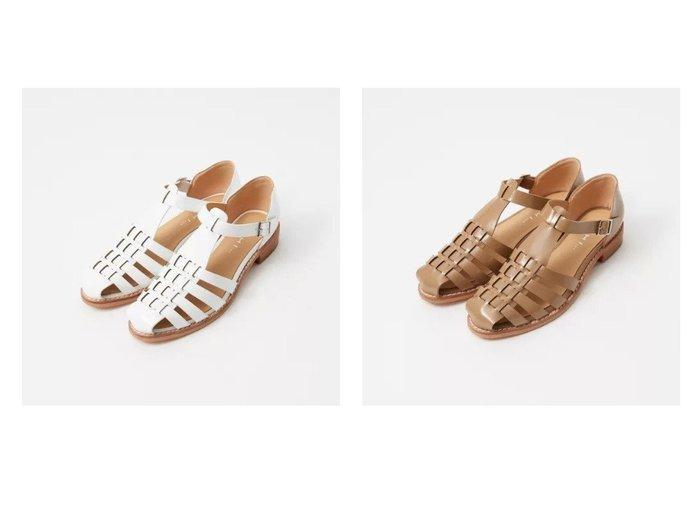 【Piche Abahouse/ピシェ アバハウス】のモヒ グルカサンダル 【シューズ・靴】おすすめ!人気、トレンド・レディースファッションの通販 おすすめ人気トレンドファッション通販アイテム 人気、トレンドファッション・服の通販 founy(ファニー) ファッション Fashion レディースファッション WOMEN サンダル シューズ スマート 人気 |ID:crp329100000042636