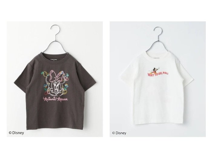 【GLOBAL WORK / KIDS/グローバルワーク】のグラフィックSS 【プチプライス・低価格】おすすめ!人気、トレンド・レディースファッションの通販 おすすめ人気トレンドファッション通販アイテム 人気、トレンドファッション・服の通販 founy(ファニー)  ファッション Fashion キッズファッション KIDS トップス・カットソー Tops/Tees/Kids NEW・新作・新着・新入荷 New Arrivals S/S・春夏 SS・Spring/Summer カットソー キャラクター グラフィック |ID:crp329100000042704