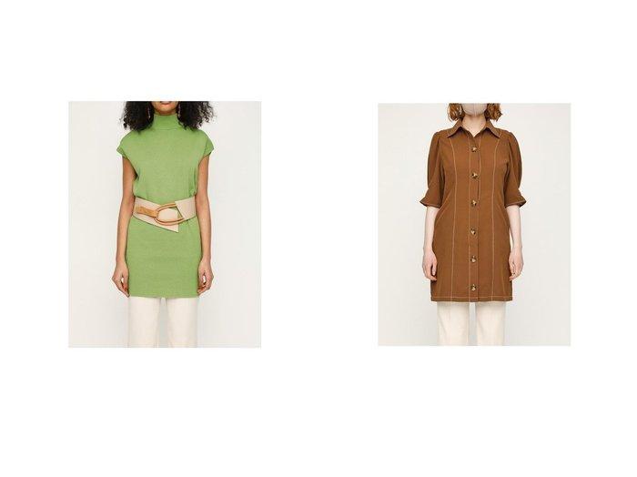 【SLY/スライ】のワンピース&TUCK SLEEVE FRONT BUTTON ワンピース 【ワンピース・ドレス】おすすめ!人気、トレンド・レディースファッションの通販 おすすめ人気トレンドファッション通販アイテム 人気、トレンドファッション・服の通販 founy(ファニー) ファッション Fashion レディースファッション WOMEN ワンピース Dress 2021年 2021 2021春夏・S/S SS/Spring/Summer/2021 S/S・春夏 SS・Spring/Summer ボトム ミラノリブ リネン 春 Spring |ID:crp329100000042768