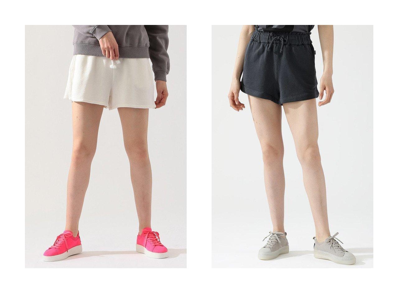 【ECOALF/エコアルフ】の[LIMITED EDITION] LAVA スウェットショートパンツ 【パンツ】おすすめ!人気、トレンド・レディースファッションの通販 おすすめで人気の流行・トレンド、ファッションの通販商品 インテリア・家具・メンズファッション・キッズファッション・レディースファッション・服の通販 founy(ファニー) https://founy.com/ ファッション Fashion レディースファッション WOMEN パンツ Pants ハーフ / ショートパンツ Short Pants ショート |ID:crp329100000043077