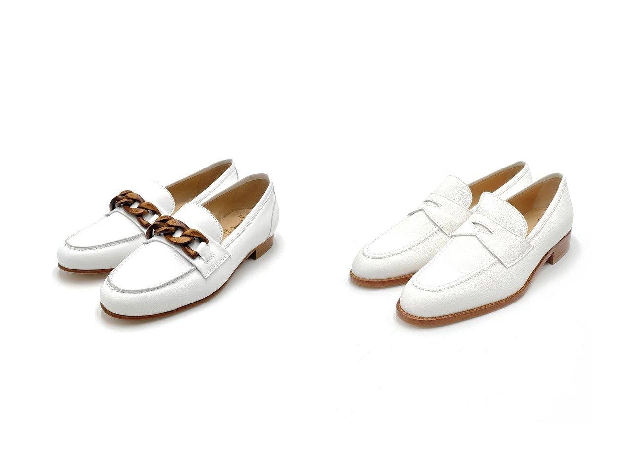 【LucaGrossi/ルカグロッシ】のコインローファー&チェーンビットローファー 【シューズ・靴】おすすめ!人気、トレンド・レディースファッションの通販 おすすめで人気の流行・トレンド、ファッションの通販商品 インテリア・家具・メンズファッション・キッズファッション・レディースファッション・服の通販 founy(ファニー) https://founy.com/ ファッション Fashion レディースファッション WOMEN イタリア シューズ チェーン フラット  ID:crp329100000043152
