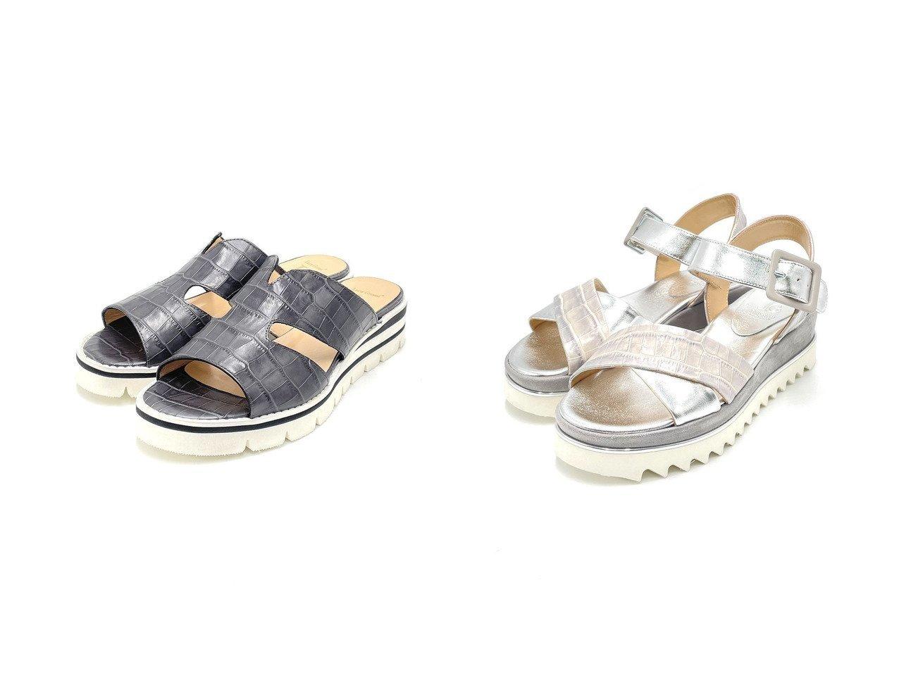 【LucaGrossi/ルカグロッシ】のモチーフ厚底サンダル&厚シャーククロスサンダル 【シューズ・靴】おすすめ!人気、トレンド・レディースファッションの通販 おすすめで人気の流行・トレンド、ファッションの通販商品 インテリア・家具・メンズファッション・キッズファッション・レディースファッション・服の通販 founy(ファニー) https://founy.com/ ファッション Fashion レディースファッション WOMEN イタリア サンダル シューズ モチーフ 厚底 軽量  ID:crp329100000043154