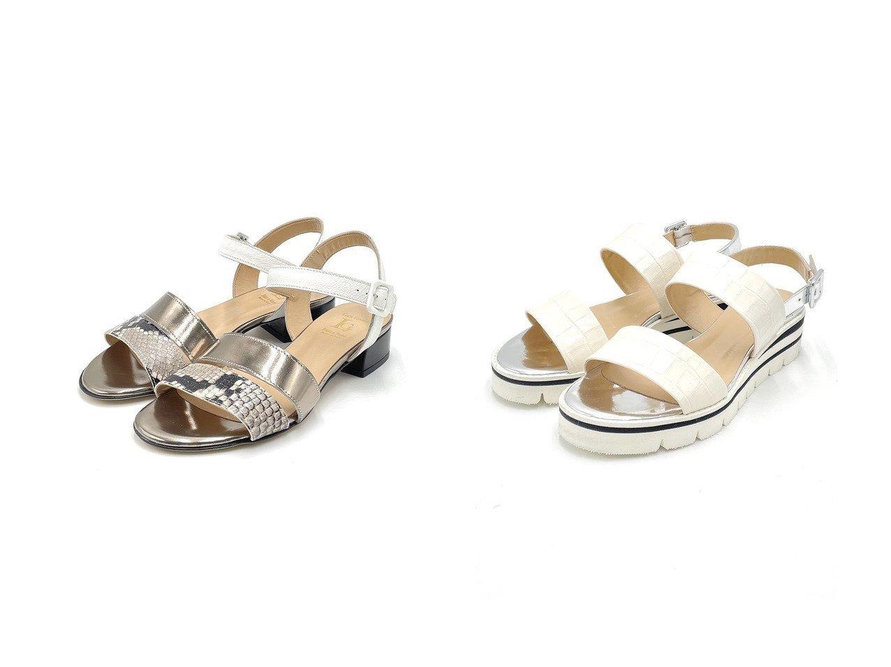 【LucaGrossi/ルカグロッシ】のWストラップサンダル&トリコベルト厚底サンダル 【シューズ・靴】おすすめ!人気、トレンド・レディースファッションの通販 おすすめで人気の流行・トレンド、ファッションの通販商品 インテリア・家具・メンズファッション・キッズファッション・レディースファッション・服の通販 founy(ファニー) https://founy.com/ ファッション Fashion レディースファッション WOMEN ベルト Belts おすすめ Recommend イタリア サンダル シューズ ストラップサンダル 厚底  ID:crp329100000043155