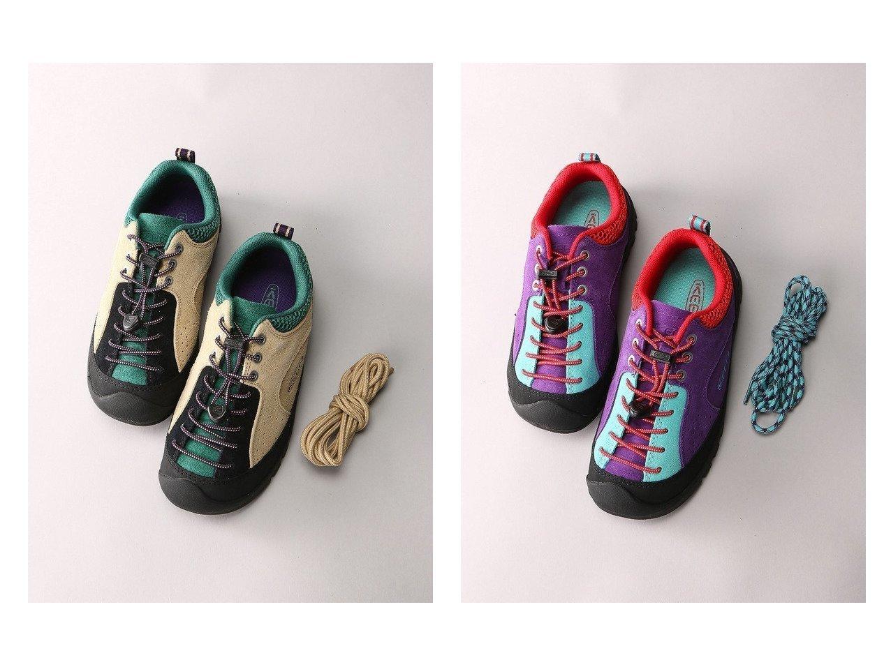 【JEANASiS/ジーナシス】のKEENジャスパー19SS 【シューズ・靴】おすすめ!人気、トレンド・レディースファッションの通販 おすすめで人気の流行・トレンド、ファッションの通販商品 インテリア・家具・メンズファッション・キッズファッション・レディースファッション・服の通販 founy(ファニー) https://founy.com/ ファッション Fashion レディースファッション WOMEN アウトドア クッション シューズ スエード スニーカー スポーツ スリッポン 定番 Standard 人気 メッシュ レース S/S・春夏 SS・Spring/Summer おすすめ Recommend  ID:crp329100000043161