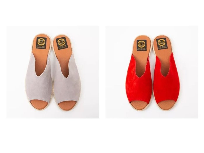 【collex/コレックス】の【リラックス】スエードサンダル 【シューズ・靴】おすすめ!人気、トレンド・レディースファッションの通販 おすすめ人気トレンドファッション通販アイテム 人気、トレンドファッション・服の通販 founy(ファニー) ファッション Fashion レディースファッション WOMEN サンダル シューズ スエード リラックス |ID:crp329100000043169