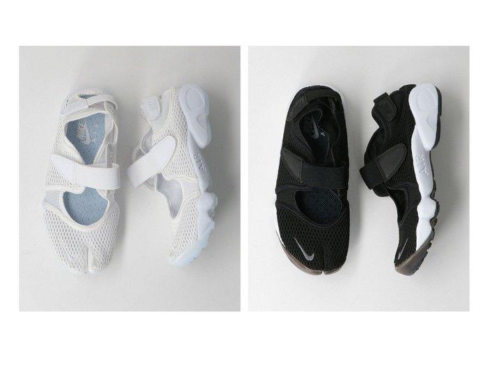 【green label relaxing / UNITED ARROWS/グリーンレーベル リラクシング / ユナイテッドアローズ】のナイキ NIKE AIR RIFT エア リフト SC スニーカー 【シューズ・靴】おすすめ!人気、トレンド・レディースファッションの通販 おすすめ人気トレンドファッション通販アイテム 人気、トレンドファッション・服の通販 founy(ファニー)  ファッション Fashion レディースファッション WOMEN NEW・新作・新着・新入荷 New Arrivals サンダル シューズ スニーカー フィット ラップ  ID:crp329100000043178
