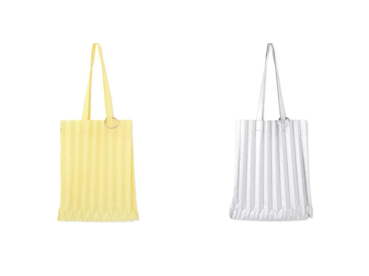 【NATURAL BEAUTY BASIC/ナチュラル ビューティー ベーシック】のプリーツエコバッグ 【バッグ・鞄】おすすめ!人気、トレンド・レディースファッションの通販 おすすめで人気の流行・トレンド、ファッションの通販商品 インテリア・家具・メンズファッション・キッズファッション・レディースファッション・服の通販 founy(ファニー) https://founy.com/ ファッション Fashion レディースファッション WOMEN バッグ Bag グリッター コンパクト プリーツ |ID:crp329100000043340