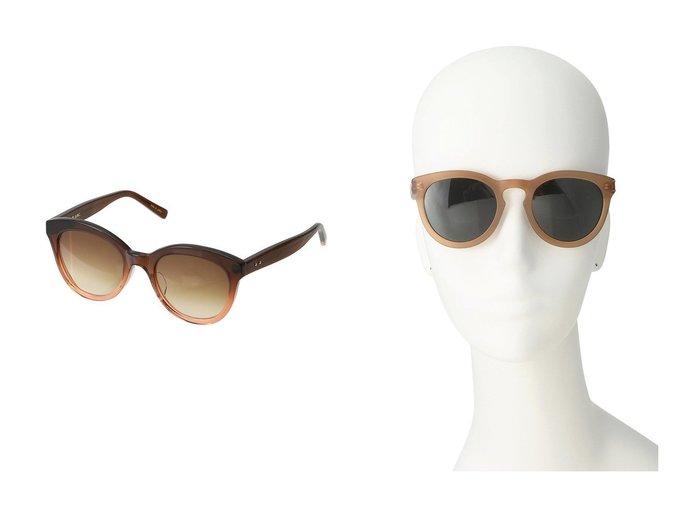 【blanc/ブラン】のB0007 BIO PLASTIC サングラス&B0025 サングラス 【サングラス】おすすめ!人気トレンド・レディースファッション通販 おすすめ人気トレンドファッション通販アイテム 人気、トレンドファッション・服の通販 founy(ファニー) ファッション Fashion レディースファッション WOMEN サングラス/メガネ Glasses サングラス フレーム ボストン グラデーション フィット |ID:crp329100000043581