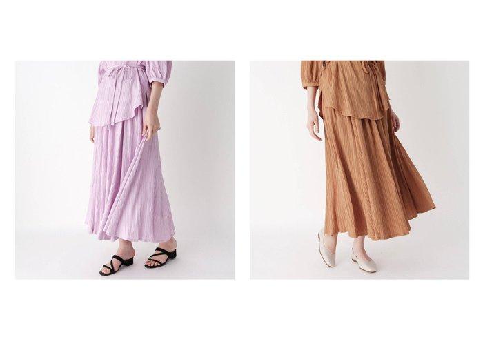 【ITS' DEMO/イッツデモ】のイッツデモ ITS DEMO 楊柳ギャザースカート 【プチプライス・低価格】おすすめ!人気トレンド・レディースファッション通販 おすすめ人気トレンドファッション通販アイテム 人気、トレンドファッション・服の通販 founy(ファニー)  ファッション Fashion レディースファッション WOMEN スカート Skirt 2021年 2021 2021春夏・S/S SS/Spring/Summer/2021 S/S・春夏 SS・Spring/Summer ギャザー シンプル ポケット 春 Spring |ID:crp329100000043611