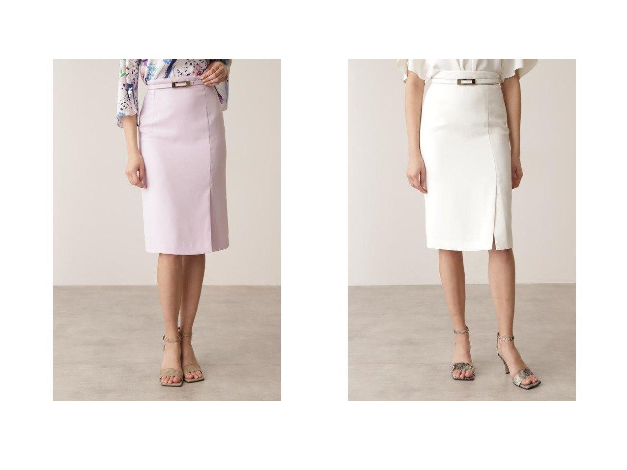 【Pinky&Dianne/ピンキーアンドダイアン】の2WAYベルト付きタイトスカート 【スカート】おすすめ!人気、トレンド・レディースファッションの通販 おすすめで人気の流行・トレンド、ファッションの通販商品 インテリア・家具・メンズファッション・キッズファッション・レディースファッション・服の通販 founy(ファニー) https://founy.com/ ファッション Fashion レディースファッション WOMEN スカート Skirt ベルト Belts シンプル スタンダード セットアップ タイトスカート パイピング 再入荷 Restock/Back in Stock/Re Arrival |ID:crp329100000044073