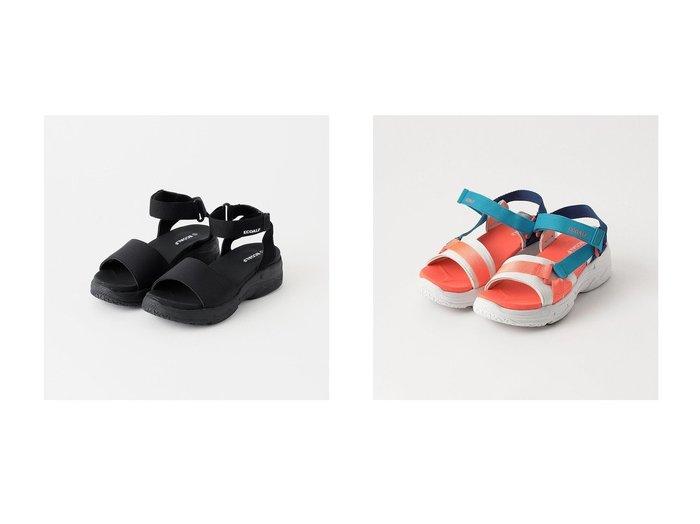【ECOALF/エコアルフ】のSOFIA サンダル SOFIA SANDALS&HAWAIサンダル/HAWAI SANDALS 【シューズ・靴】おすすめ!人気、トレンド・レディースファッションの通販 おすすめ人気トレンドファッション通販アイテム 人気、トレンドファッション・服の通販 founy(ファニー) ファッション Fashion レディースファッション WOMEN S/S・春夏 SS・Spring/Summer オープントゥ サンダル 厚底 春 Spring 軽量 |ID:crp329100000044078