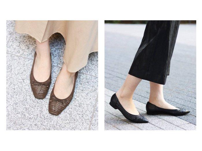 【Le Talon/ル タロン】のポインテッドサシメッシュフラット&スクエアラフィアバレエ 【シューズ・靴】おすすめ!人気、トレンド・レディースファッションの通販 おすすめ人気トレンドファッション通販アイテム インテリア・キッズ・メンズ・レディースファッション・服の通販 founy(ファニー) https://founy.com/ ファッション Fashion レディースファッション WOMEN 2021年 2021 2021春夏・S/S SS/Spring/Summer/2021 S/S・春夏 SS・Spring/Summer インソール クッション シューズ スクエア バレエ 軽量 フィット フラット メッシュ おすすめ Recommend |ID:crp329100000044086