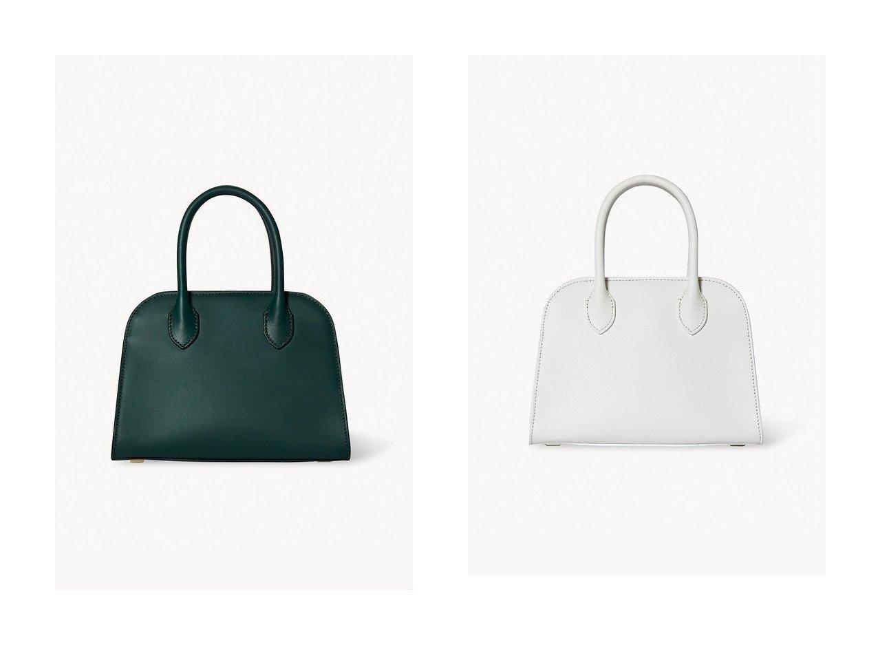 【THE ROW/ザ ロウ】のMARGAUX 7.5 ハンドバッグ 【バッグ・鞄】おすすめ!人気、トレンド・レディースファッションの通販 おすすめで人気の流行・トレンド、ファッションの通販商品 インテリア・家具・メンズファッション・キッズファッション・レディースファッション・服の通販 founy(ファニー) https://founy.com/ ファッション Fashion レディースファッション WOMEN バッグ Bag ハンドバッグ |ID:crp329100000044109
