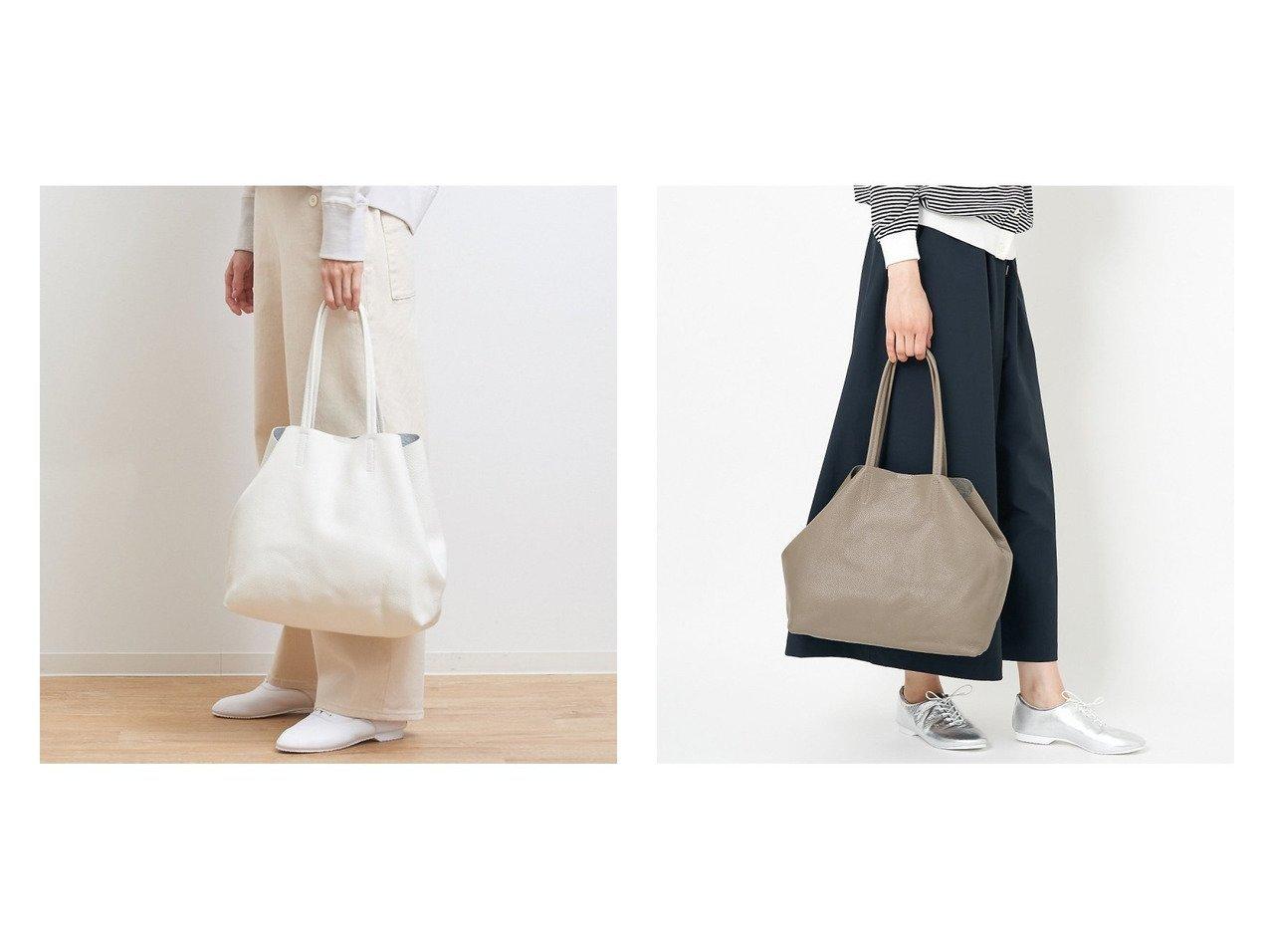 【collex/コレックス】のカウレザートートバッグ 【バッグ・鞄】おすすめ!人気、トレンド・レディースファッションの通販 おすすめで人気の流行・トレンド、ファッションの通販商品 インテリア・家具・メンズファッション・キッズファッション・レディースファッション・服の通販 founy(ファニー) https://founy.com/ ファッション Fashion レディースファッション WOMEN バッグ Bag コンパクト ポケット |ID:crp329100000044112
