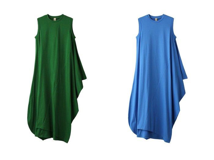 【nagonstans/ナゴンスタンス】のFunction アシンメトリードレス・ワンピース 【ワンピース・ドレス】おすすめ!人気、トレンド・レディースファッションの通販 おすすめ人気トレンドファッション通販アイテム 人気、トレンドファッション・服の通販 founy(ファニー) ファッション Fashion レディースファッション WOMEN ワンピース Dress ドレス Party Dresses アシンメトリー ロング  ID:crp329100000044143