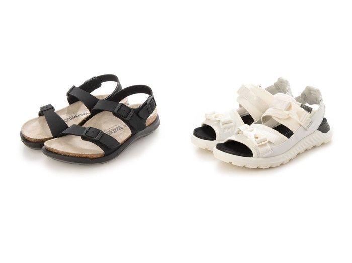 【BIRKENSTOCK/ビルケンシュトック】のSONORA&【ECCO/エコー】のエキソラップ W おすすめ!人気、トレンド・レディースファッションの通販 おすすめ人気トレンドファッション通販アイテム 人気、トレンドファッション・服の通販 founy(ファニー)  ファッション Fashion レディースファッション WOMEN 2021年 2021 2021春夏・S/S SS/Spring/Summer/2021 S/S・春夏 SS・Spring/Summer 春 Spring アウトドア サンダル フィット プレミアム ラップ 軽量 |ID:crp329100000044384