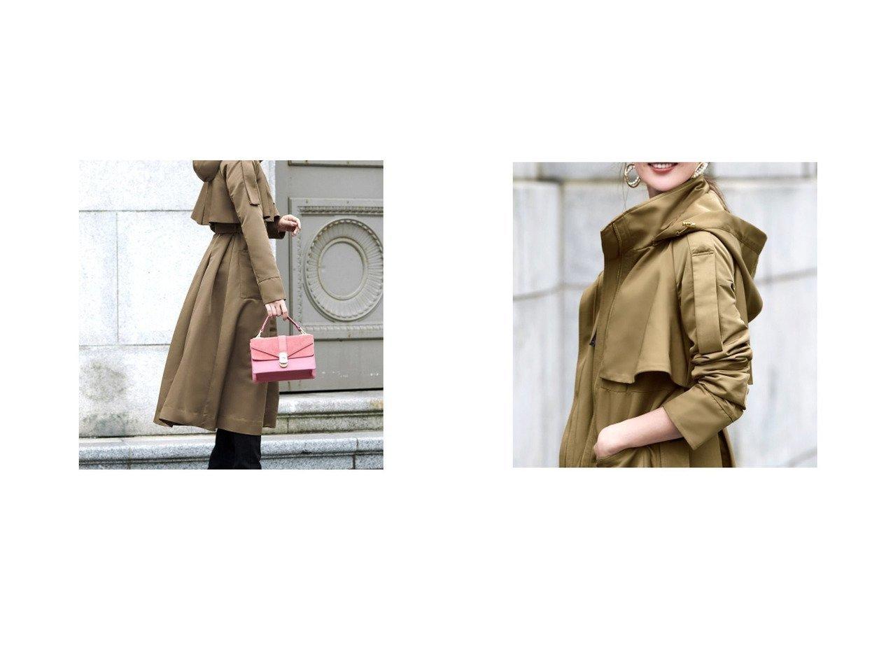 【RUIRUE BOUTIQUE/ルイ ルエ ブティック】の2wayフードロングトレンチコート おすすめ!人気、トレンド・レディースファッションの通販 おすすめで人気の流行・トレンド、ファッションの通販商品 インテリア・家具・メンズファッション・キッズファッション・レディースファッション・服の通販 founy(ファニー) https://founy.com/ ファッション Fashion レディースファッション WOMEN アウター Coat Outerwear コート Coats トレンチコート Trench Coats 2020年 2020 2020春夏・S/S SS・Spring/Summer/2020 S/S・春夏 SS・Spring/Summer 春 Spring  ID:crp329100000044391