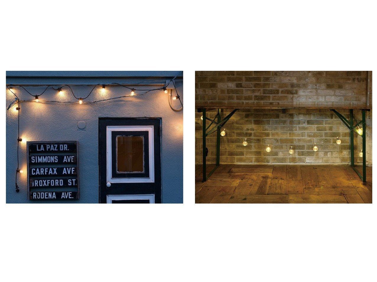 【FLYMEe Parlor/フライミーパーラー】のLEDストリングライト 10灯&LED Stringlight 12bulb × LEDストリングライト 12灯 × 5M 【FURNITURE ガーデン・リゾート】おすすめ!人気、インテリア雑貨・家具の通販 おすすめで人気の流行・トレンド、ファッションの通販商品 インテリア・家具・メンズファッション・キッズファッション・レディースファッション・服の通販 founy(ファニー) https://founy.com/ ガーデン ストリング ボックス 送料無料 Free Shipping アウトドア ホーム・キャンプ・アウトドア Home,Garden,Outdoor,Camping Gear 家具・インテリア Furniture ライト・照明 Lighting & Light Fixtures |ID:crp329100000044776