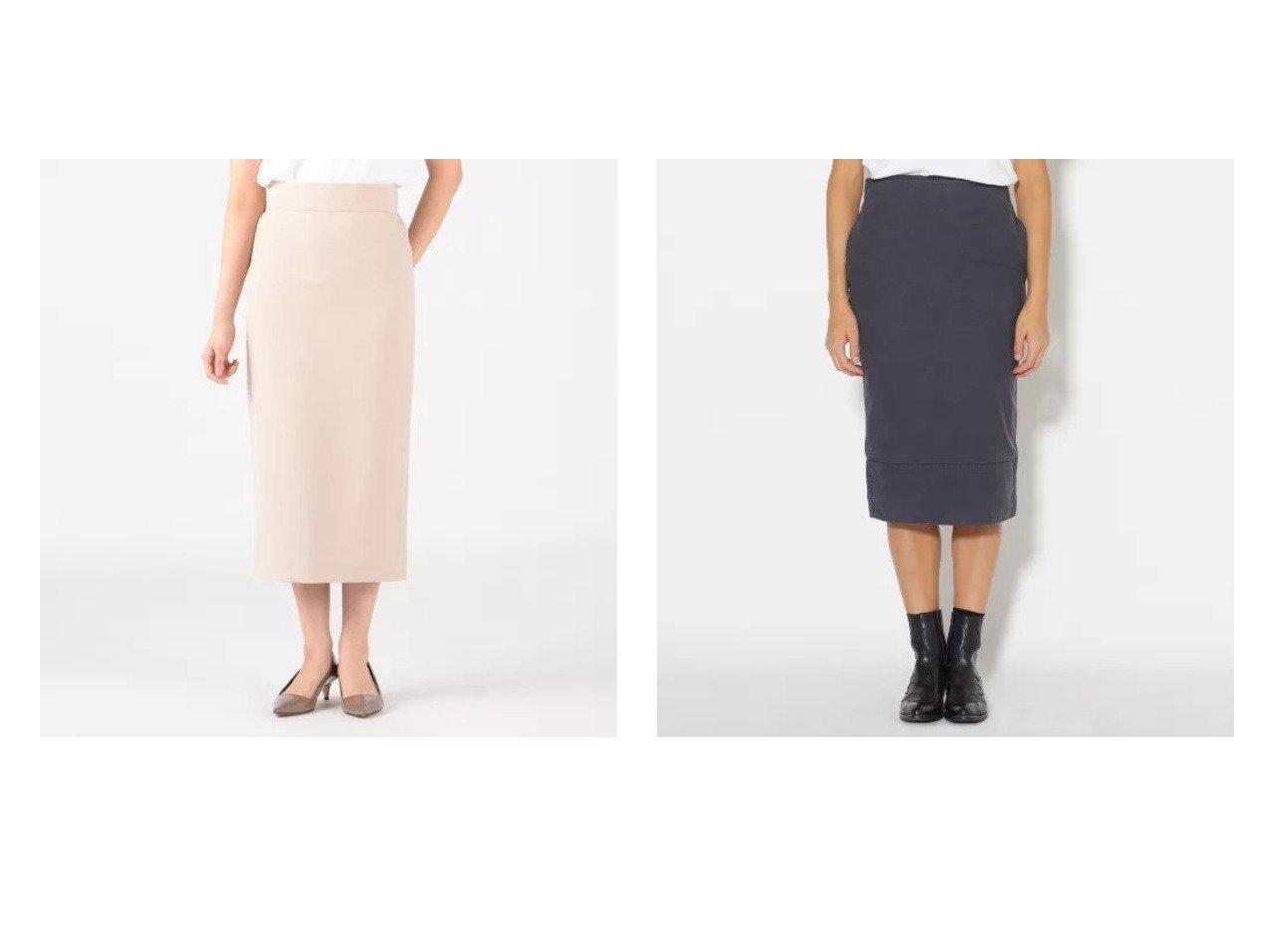 【MADISONBLUE/マディソンブルー】のSOFIE バックサテンタイトロングスカート&【Tiara/ティアラ】のサイドスリットタイトスカート 【スカート】おすすめ!人気、トレンド・レディースファッションの通販 おすすめで人気の流行・トレンド、ファッションの通販商品 インテリア・家具・メンズファッション・キッズファッション・レディースファッション・服の通販 founy(ファニー) https://founy.com/ ファッション Fashion レディースファッション WOMEN スカート Skirt ロングスカート Long Skirt バッグ Bag スリット ハーフ マキシ リュクス ロング A/W・秋冬 AW・Autumn/Winter・FW・Fall-Winter タイトスカート |ID:crp329100000045128