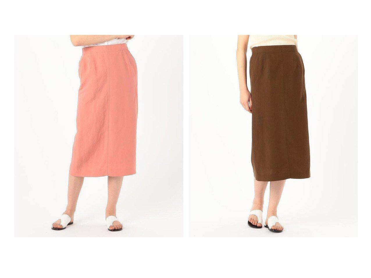 【TOMORROWLAND BALLSEY/トゥモローランド ボールジー】のセルロースリネン Iラインミディスカート 【スカート】おすすめ!人気、トレンド・レディースファッションの通販 おすすめで人気の流行・トレンド、ファッションの通販商品 インテリア・家具・メンズファッション・キッズファッション・レディースファッション・服の通販 founy(ファニー) https://founy.com/ ファッション Fashion レディースファッション WOMEN スカート Skirt 2021年 2021 2021春夏・S/S SS/Spring/Summer/2021 S/S・春夏 SS・Spring/Summer おすすめ Recommend イタリア エレガント タイトスカート ベーシック リネン 再入荷 Restock/Back in Stock/Re Arrival |ID:crp329100000045139