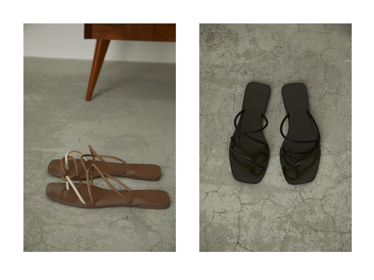 【RIM.ARK/リムアーク】のサンダル 【シューズ・靴】おすすめ!人気、トレンド・レディースファッションの通販 おすすめで人気の流行・トレンド、ファッションの通販商品 インテリア・家具・メンズファッション・キッズファッション・レディースファッション・服の通販 founy(ファニー) https://founy.com/ ファッション Fashion レディースファッション WOMEN サンダル ラップ リゾート  ID:crp329100000045146