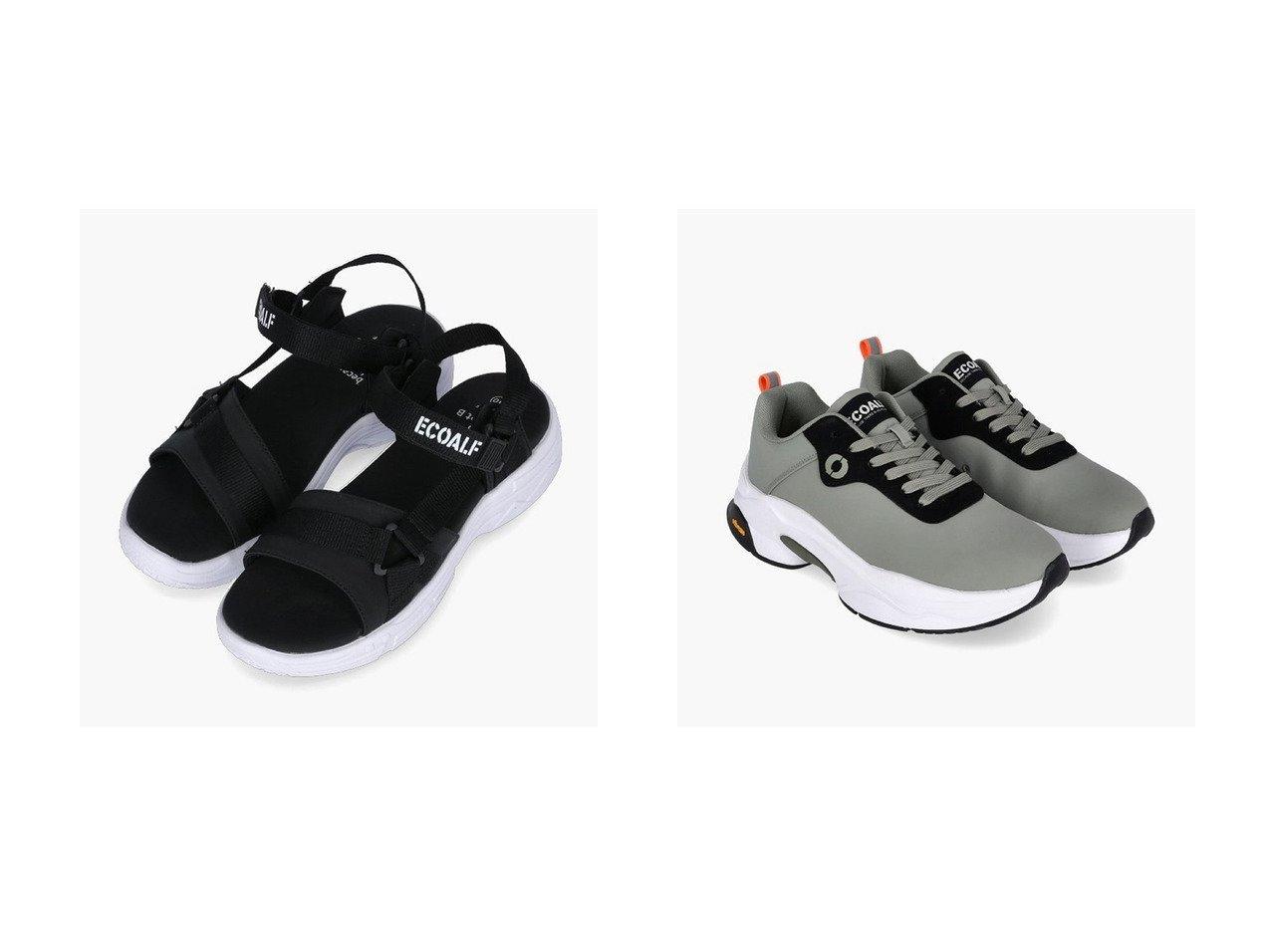 【ECOALF/エコアルフ】のMONSTER スニーカー MONSTER SNEAKERS&SOFIA サンダル SOFIA SANDALS 【シューズ・靴】おすすめ!人気、トレンド・レディースファッションの通販 おすすめで人気の流行・トレンド、ファッションの通販商品 インテリア・家具・メンズファッション・キッズファッション・レディースファッション・服の通販 founy(ファニー) https://founy.com/ ファッション Fashion レディースファッション WOMEN スニーカー トレンド 再入荷 Restock/Back in Stock/Re Arrival 厚底 軽量  ID:crp329100000045148