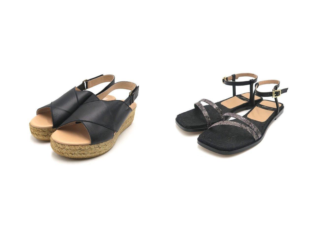 【Esmeralda/エスメラルダ】の【Gaimo】クロスベルトエスパドリーユサンダル&【Gaimo】ストラップフラットサンダル 【シューズ・靴】おすすめ!人気、トレンド・レディースファッションの通販 おすすめで人気の流行・トレンド、ファッションの通販商品 インテリア・家具・メンズファッション・キッズファッション・レディースファッション・服の通販 founy(ファニー) https://founy.com/ ファッション Fashion レディースファッション WOMEN ベルト Belts サンダル ジュート ストラップ トレンド ラップ 人気 定番 Standard  ID:crp329100000045151
