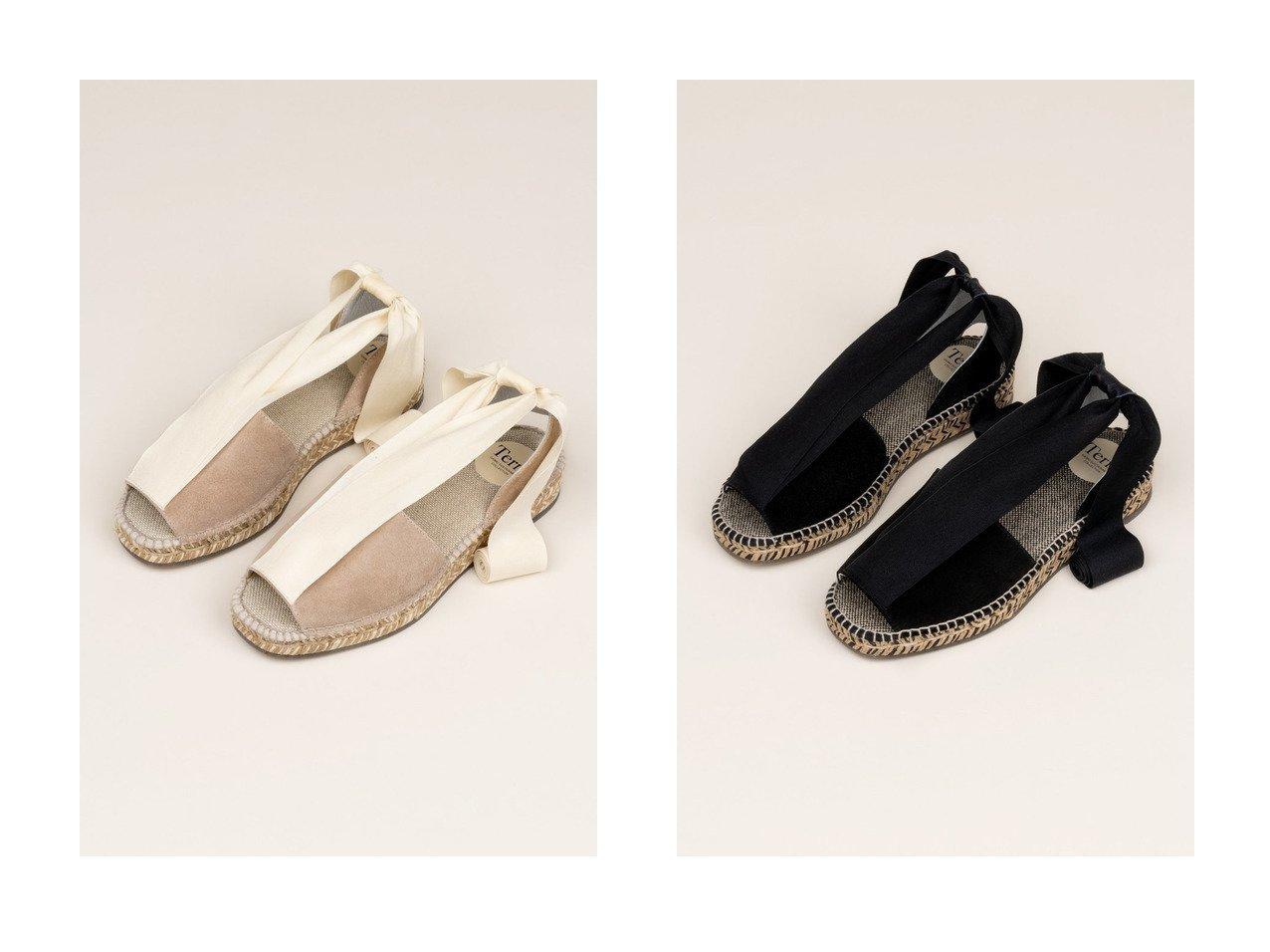 【Esmeralda/エスメラルダ】の【Gaimo】レース厚底ジュートサンダル 【シューズ・靴】おすすめ!人気、トレンド・レディースファッションの通販 おすすめで人気の流行・トレンド、ファッションの通販商品 インテリア・家具・メンズファッション・キッズファッション・レディースファッション・服の通販 founy(ファニー) https://founy.com/ ファッション Fashion レディースファッション WOMEN サンダル ジュート レース 厚底  ID:crp329100000045152