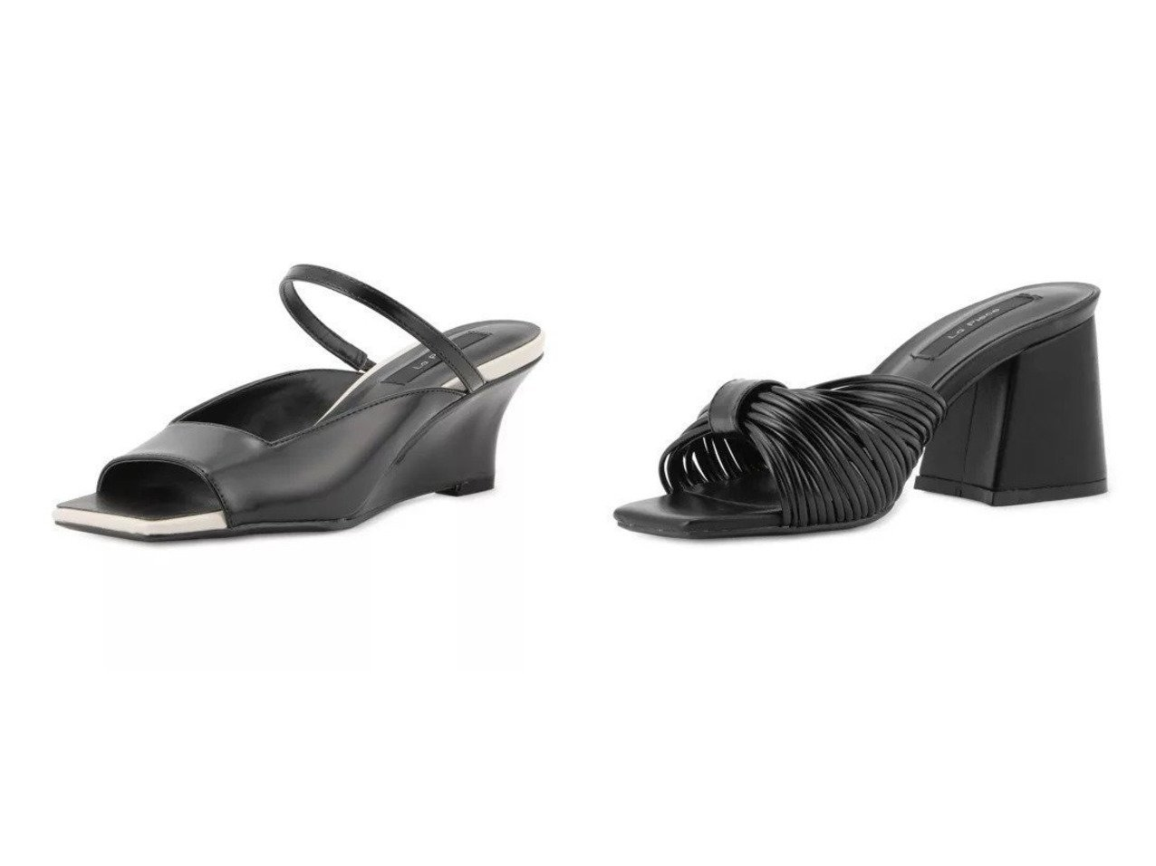 【Tiara/ティアラ】のバイカラーパイピングミュール&スキニーストラップミュール 【シューズ・靴】おすすめ!人気、トレンド・レディースファッションの通販 おすすめで人気の流行・トレンド、ファッションの通販商品 インテリア・家具・メンズファッション・キッズファッション・レディースファッション・服の通販 founy(ファニー) https://founy.com/ ファッション Fashion レディースファッション WOMEN エレガント シューズ シンプル トレンド ミュール ラップ リボン インソール スクエア |ID:crp329100000045164
