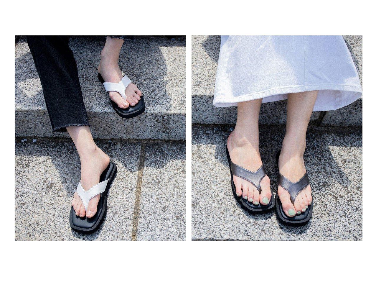 【NIJYUSANKU/23区】のスクエアEVAソール サンダル 【シューズ・靴】おすすめ!人気、トレンド・レディースファッションの通販 おすすめで人気の流行・トレンド、ファッションの通販商品 インテリア・家具・メンズファッション・キッズファッション・レディースファッション・服の通販 founy(ファニー) https://founy.com/ ファッション Fashion レディースファッション WOMEN 送料無料 Free Shipping 2021年 2021 2021春夏・S/S SS/Spring/Summer/2021 S/S・春夏 SS・Spring/Summer クッション クラシック サンダル シューズ スクエア スポーティ リラックス 軽量 |ID:crp329100000045175