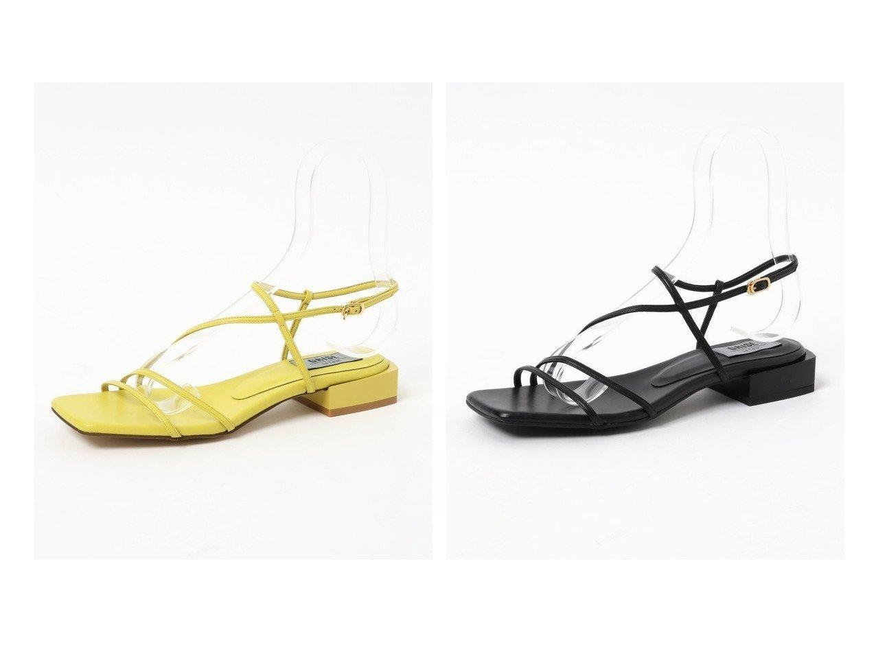 【Le Talon/ル タロン】のGRISE 2.5cmアシメストラップサンダル 【シューズ・靴】おすすめ!人気、トレンド・レディースファッションの通販 おすすめで人気の流行・トレンド、ファッションの通販商品 インテリア・家具・メンズファッション・キッズファッション・レディースファッション・服の通販 founy(ファニー) https://founy.com/ ファッション Fashion レディースファッション WOMEN アシンメトリー サンダル シューズ スクエア バランス フラット ボトム ラップ 2021年 2021 S/S・春夏 SS・Spring/Summer 2021春夏・S/S SS/Spring/Summer/2021 |ID:crp329100000045179