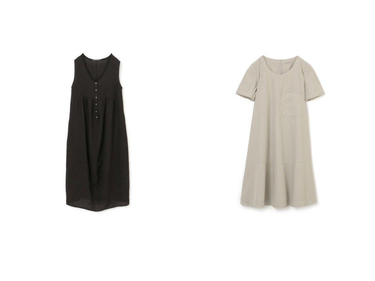 【TRANSIT PAR SUCH/トランジット パーサッチ】のONE PIECE&ONE PIECE 【ワンピース・ドレス】おすすめ!人気、トレンド・レディースファッションの通販 おすすめで人気の流行・トレンド、ファッションの通販商品 インテリア・家具・メンズファッション・キッズファッション・レディースファッション・服の通販 founy(ファニー) https://founy.com/ ファッション Fashion レディースファッション WOMEN ワンピース Dress 2021年 2021 2021春夏・S/S SS/Spring/Summer/2021 S/S・春夏 SS・Spring/Summer トレンド フェミニン フレア ポケット ラウンド 半袖 洗える  ID:crp329100000045240