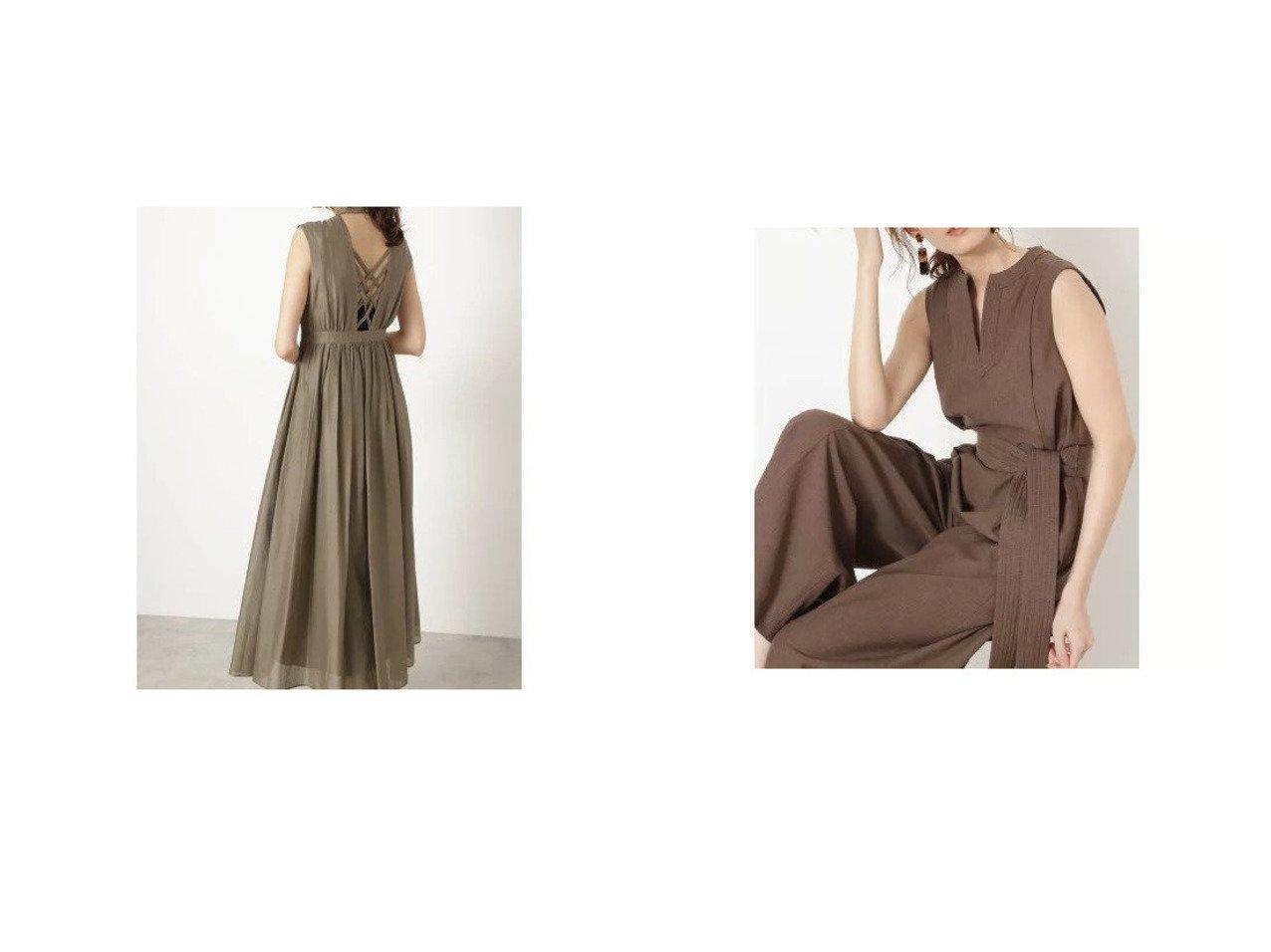 【JILL STUART/ジルスチュアート】の《Exclusive Line》オープンバッククロスワンピース&《Exclusive Line》カフタンオールインワン 【ワンピース・ドレス】おすすめ!人気、トレンド・レディースファッションの通販 おすすめで人気の流行・トレンド、ファッションの通販商品 インテリア・家具・メンズファッション・キッズファッション・レディースファッション・服の通販 founy(ファニー) https://founy.com/ ファッション Fashion レディースファッション WOMEN トップス・カットソー Tops/Tshirt シャツ/ブラウス Shirts/Blouses ワンピース Dress オールインワン ワンピース All In One Dress アクセサリー サンダル スタンダード スニーカー リボン リラックス カーディガン ギャザー ノースリーブ バランス フロント  ID:crp329100000045243