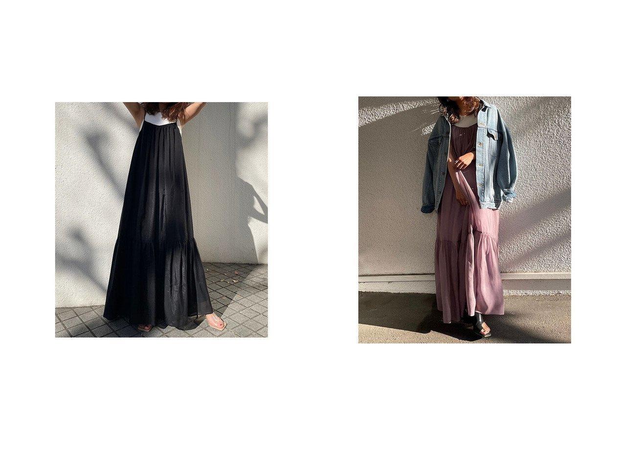 【CREDONA/クレドナ】のカラーキャミOP 【トップス・カットソー】おすすめ!人気、トレンド・レディースファッションの通販 おすすめで人気の流行・トレンド、ファッションの通販商品 インテリア・家具・メンズファッション・キッズファッション・レディースファッション・服の通販 founy(ファニー) https://founy.com/ ファッション Fashion レディースファッション WOMEN トップス・カットソー Tops/Tshirt キャミソール / ノースリーブ No Sleeves おすすめ Recommend インナー カットソー ギャザー シンプル スニーカー パーカー ロング |ID:crp329100000045317