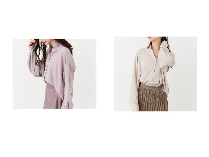 【rienda/リエンダ】のシンプルレディーSH 【トップス・カットソー】おすすめ!人気、トレンド・レディースファッションの通販 おすすめ人気トレンドファッション通販アイテム 人気、トレンドファッション・服の通販 founy(ファニー)  ファッション Fashion レディースファッション WOMEN 2021年 2021 2021春夏・S/S SS/Spring/Summer/2021 S/S・春夏 SS・Spring/Summer カーディガン シンプル 春 Spring |ID:crp329100000045343