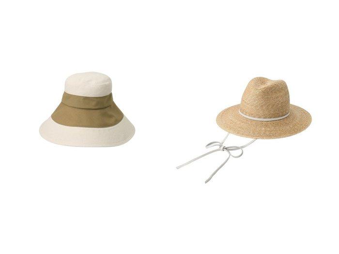 【heliopole/エリオポール】の【Lola HATS】コットンバケットハット&【Lola HATS】ストローリボンハット MARSEILLE おすすめ!人気、トレンド・レディースファッションの通販 おすすめ人気トレンドファッション通販アイテム 人気、トレンドファッション・服の通販 founy(ファニー)  ファッション Fashion レディースファッション WOMEN 帽子 Hats シンプル ロング 人気 今季 ニューヨーク 帽子 |ID:crp329100000045491