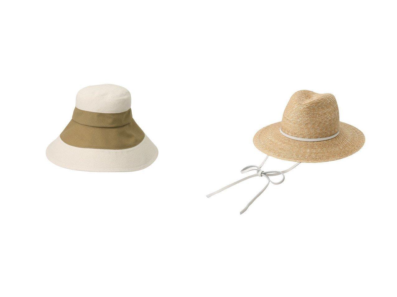 【heliopole/エリオポール】の【Lola HATS】コットンバケットハット&【Lola HATS】ストローリボンハット MARSEILLE おすすめ!人気、トレンド・レディースファッションの通販 おすすめで人気の流行・トレンド、ファッションの通販商品 インテリア・家具・メンズファッション・キッズファッション・レディースファッション・服の通販 founy(ファニー) https://founy.com/ ファッション Fashion レディースファッション WOMEN 帽子 Hats シンプル ロング 人気 今季 ニューヨーク 帽子 |ID:crp329100000045491