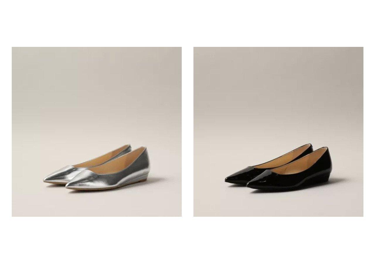【Odette e Odile/オデット エ オディール】の【晴雨兼用】OFD R ポインテッドウェッジ パンプス20◎↓↑ 【シューズ・靴】おすすめ!人気、トレンド・レディースファッションの通販 おすすめで人気の流行・トレンド、ファッションの通販商品 インテリア・家具・メンズファッション・キッズファッション・レディースファッション・服の通販 founy(ファニー) https://founy.com/ ファッション Fashion レディースファッション WOMEN 抗菌 シューズ |ID:crp329100000045542